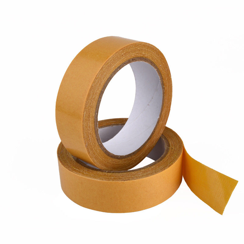 Heavy Duty Double Sided Carpet Tape High Peel Strength Easiyl Tear Oil Resistant