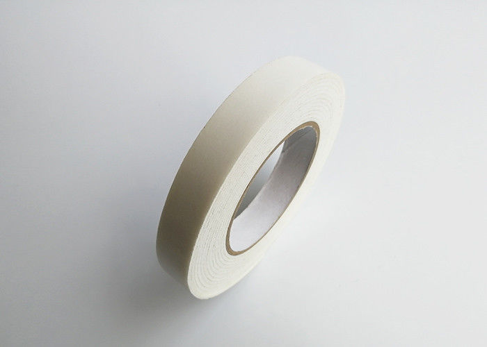 Single Or Double Adhesive Foam Tape For KT Panel Heat-Resistant 6mm Thickness